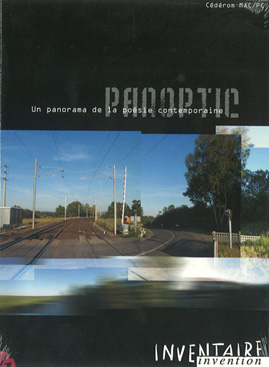 Panoptic. Un panorama de la poésie contemporaine